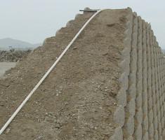 Verdura sound wall