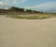 Caltrans - 261 - Drivable Grass