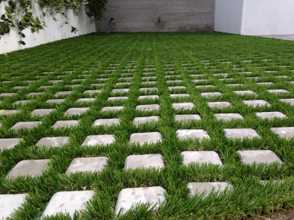 Diy Entryway Pathways Soil Retention