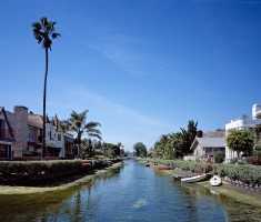 Venice Canals, Los Angeles, CA