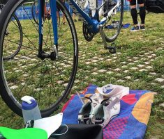 Musselman Triathlon @ Seneca Lake State Park, NY