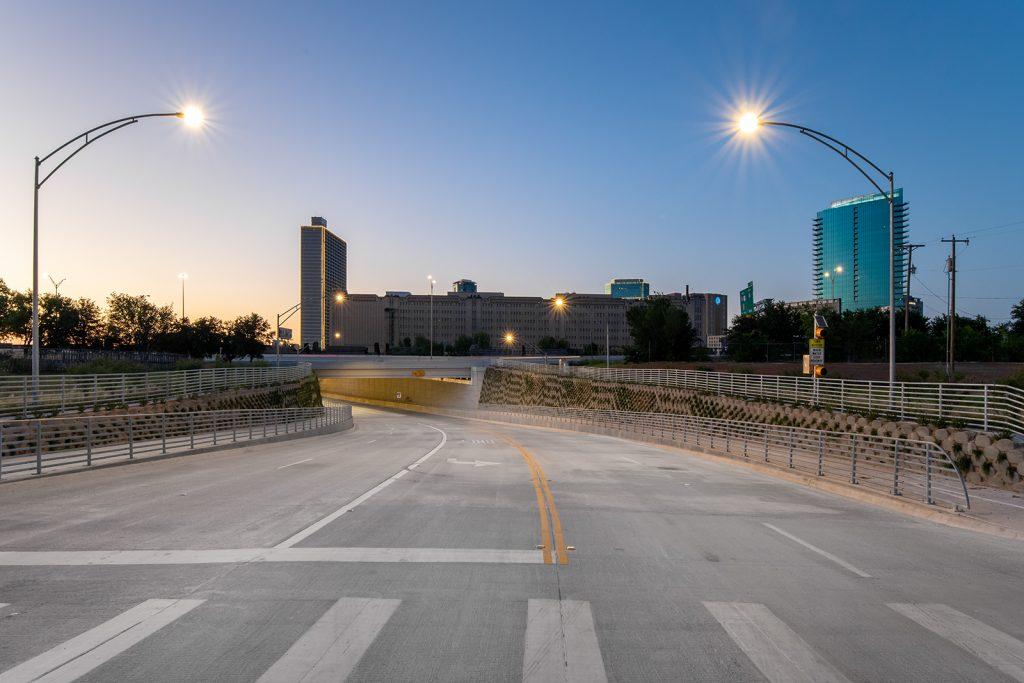 Verdura at Hemphill Lammar Street Connector in Fort Worth, TX