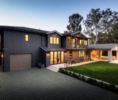 Drivable Turf Modern Farmhouse Soil Retention green home